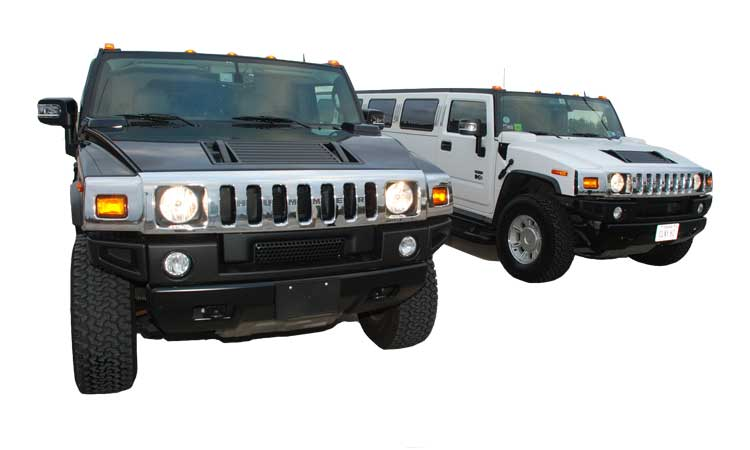 Conroe Limousine - Stretch Limo H2 Hummer