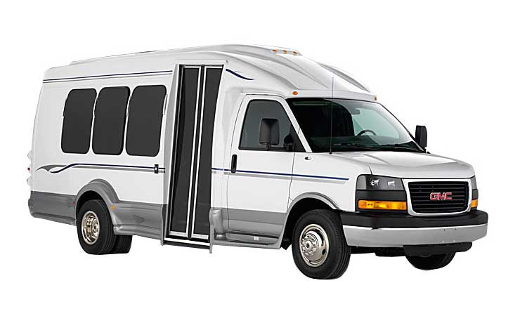 Conroe Limousine - Corporate Limo Bus