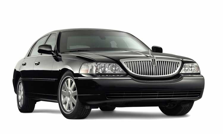 Conroe Limousine - Lincoln Town Car Sedan