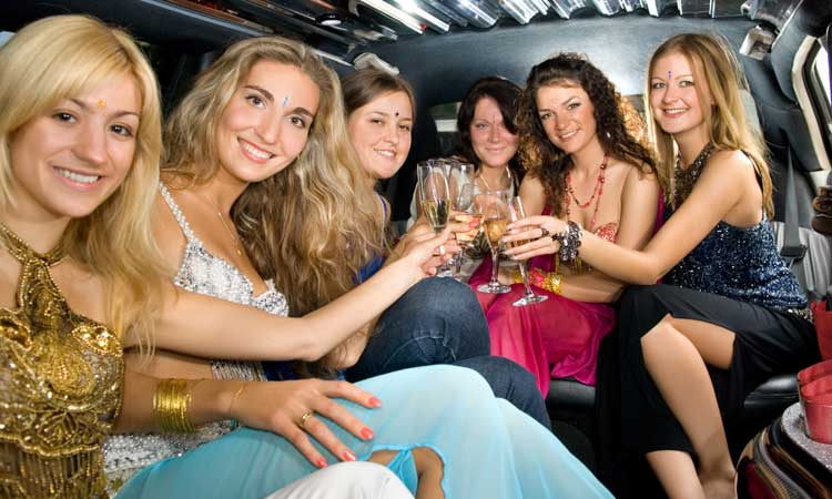 Conroe Limousine - Ladies Night Out